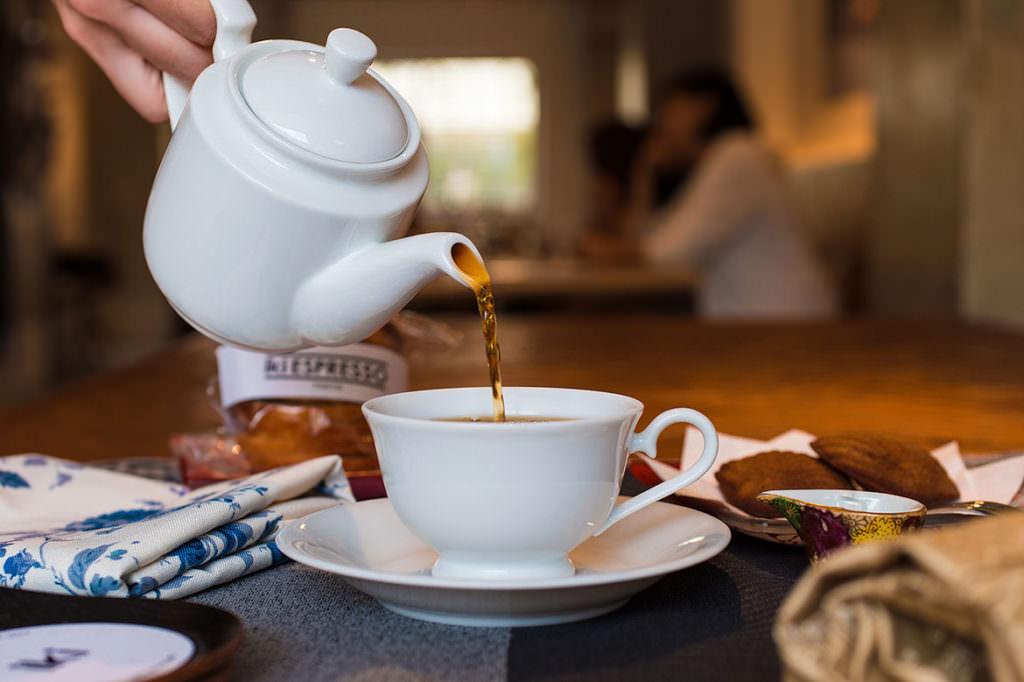 TEA Kyoto Ginkakuji Tea Iwamura