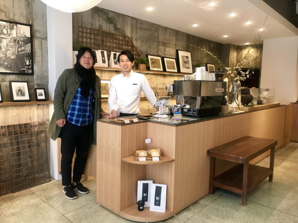 iki COFFEE PARTNER: Wakura Café
